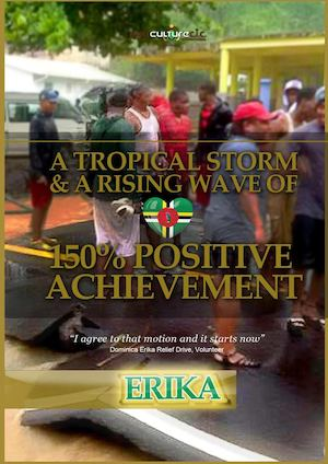 A TROPICAL STORM & A RISING WAVE OF 150% POSITIVE ACHIEVEMENT